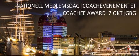 Nationella medlemsdagen & Coachevenementet med Coachee awards arrangerat av ICF Sverige