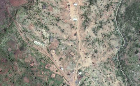 Sudan: Den brända jordens taktik används mot civila i delstaten Blue Nile