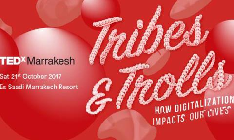 Perspektivwechsel: NOSADE auf der TEDx Marrakech