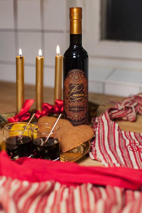 Äntligen jul med Lucia Chokladglögg, 71 kr 76504