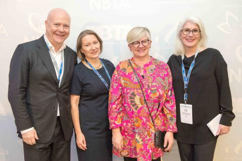 Bilder från Nordic Business Travel Summit 2018