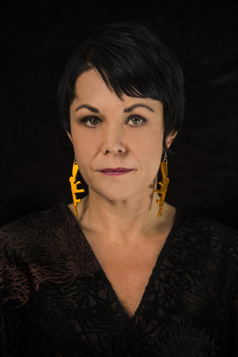 Författarfoto Maria Sveland