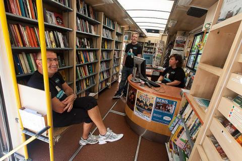 Kristianstads stadsbibliotek stängs för renovering