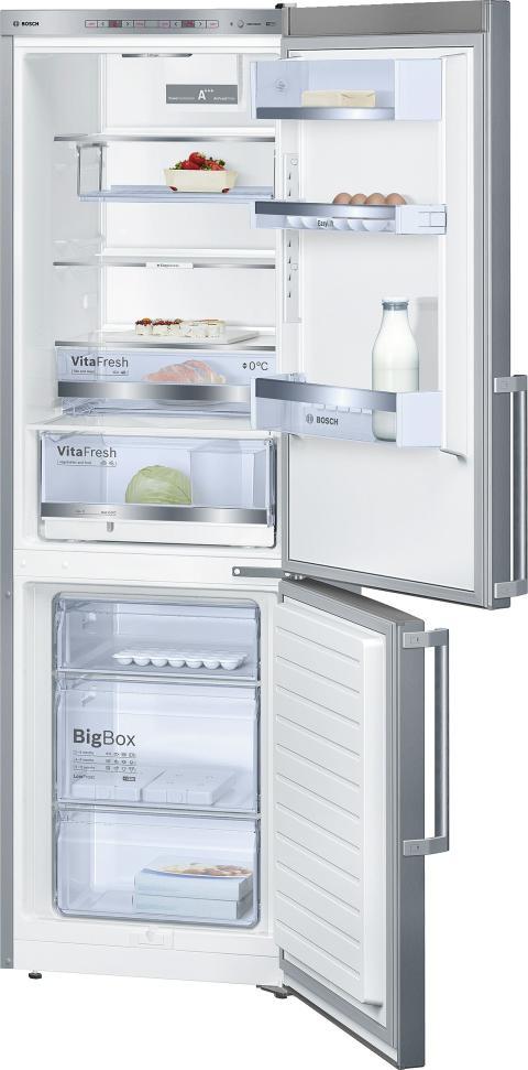 Bosch Serie 6 jääkaappi-pakastin