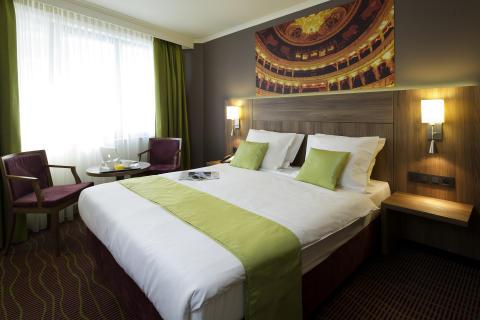 Quality Hotel Antwerpen Centrum Opera in Antwerp, Belgium