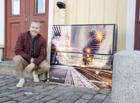 Daniel Alloh vinnare av #mittelskåp
