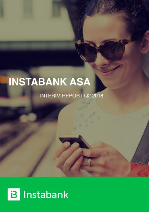Instabank Interim Report Q2 2018