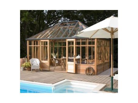 Nya engelska växthus från Vansta Trädgård