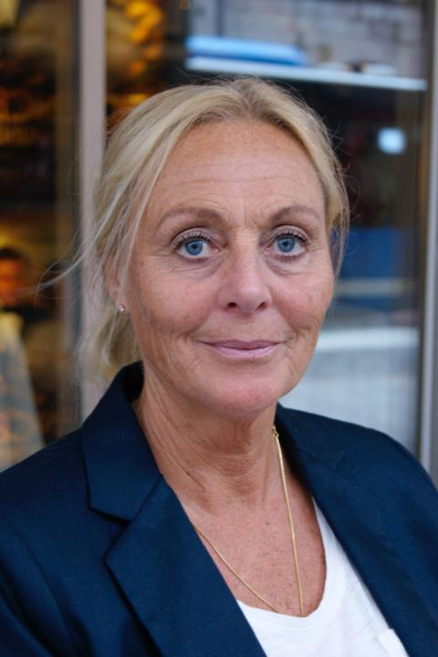 Birgitta Bergqvist, chef Göteborg & Co Privatturism