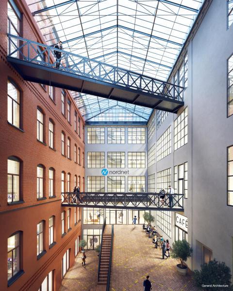Humlegården tecknar avtal med Nordnet Bank AB