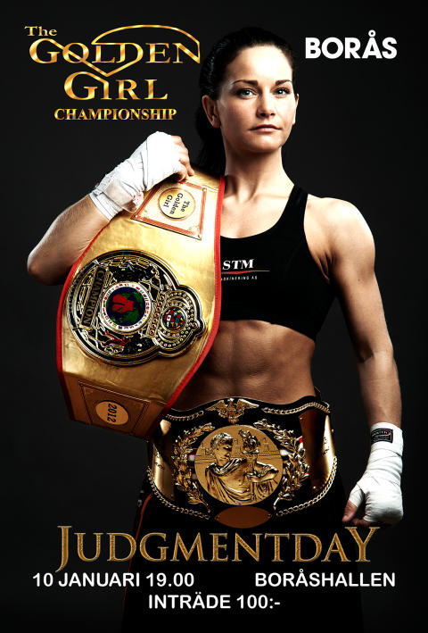 Marielle Hansen - The Golden Girl Championship