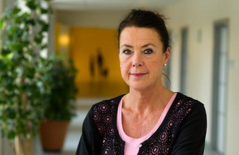 Inger Nordin Olsson, chefläkare i Region Örebro län
