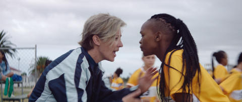 "Screenshot TV-Spot ""One Moment Can Change the Game"" Quelle: Visa, 2019"