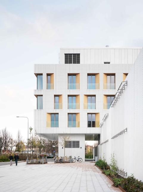 Skandionkliniken Uppsala, LINK arkitektur