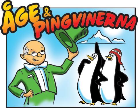 Åge och pingvinerna