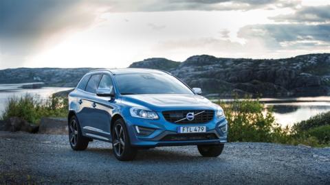 Nästan var fjärde ny bil i Sverige en Volvo