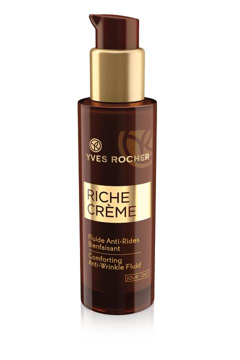 Riche Crème Comforting Anti-Wrinkle Day Fluid