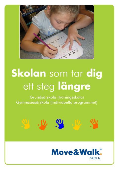 Ny film om Move & Walk Skola