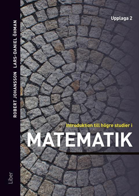 Introduktion till högre studier i matematik