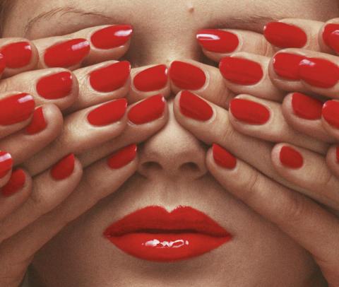Fräck Avant-Garde med Guy Bourdin på Fotografiska