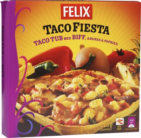 Felix Taco Fiesta Biff