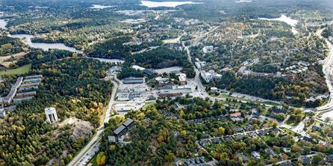 Fler bostäder i centrala Gustavsberg