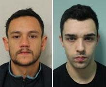 Two prolific burglars jailed