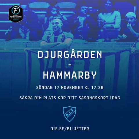 Djurgårdens IF - Hammarby IF
