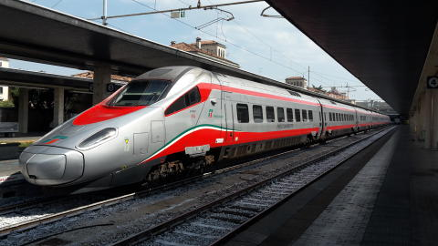 Trenitalia will meet expert solution providers at the 7th International Railway Summit