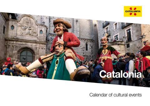 2019 - Calendar of cultural events