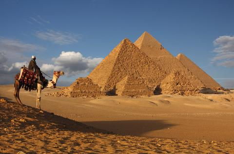 Cairo: Ancient Pyramids and The Sphinx