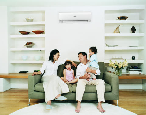 Panasonic ACs providing comfortable lifestyles for home owners