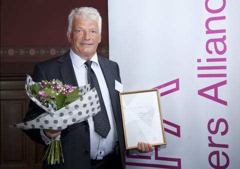Wibax grundare Bo Wiklund: Årets Förebildsentreprenör