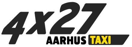 Logo Taxi 4x27 - Aarhus meget lille