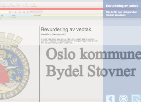 Digitalisering i Bydel Stovner: Interaktiv opplæring!