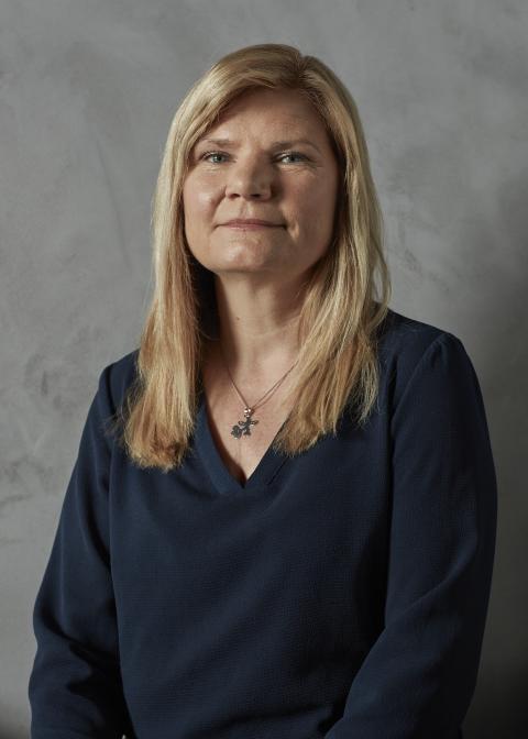 Eva Lenneman, intendent Spritmuseum. foto Andreas Öhlund