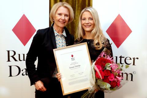 Gunilla Ahrén & Susanne Ehnbåge