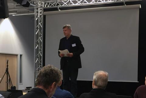 Intensifierat forskningssamarbete mellan Østfold och Högskolan Väst