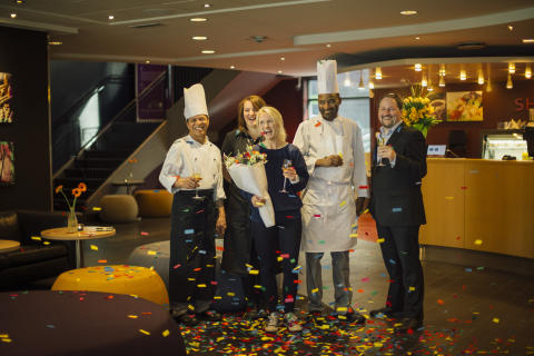 Scandic Friends celebrates two million members - New record for the largest loyalty program in the Nordic hotel industry