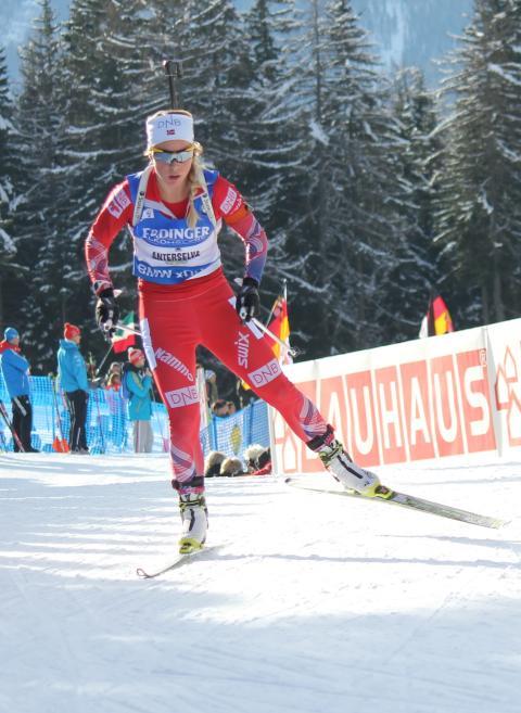 Tiril sprint Anterselva