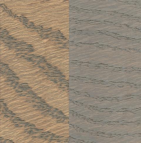 Osmo 3512 Silvergrå, transparent och intensiv på ek