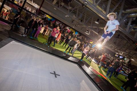 Performance Trampolines