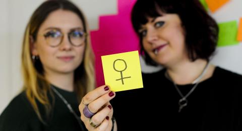 Södertörns högskola lockar flest andel kvinnliga sökande i landet till medieteknikprogram
