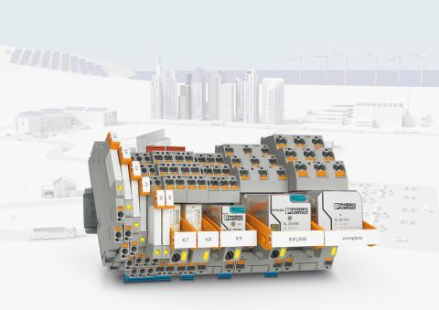 Industrielt relæsystem kan nu anvendes i USA og Canada