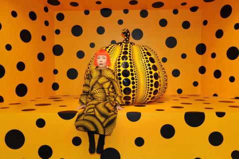 Yayoi Kusama, the Queen of Polka Dots, comes to the Henie Onstad Kunstsenter (HOK)