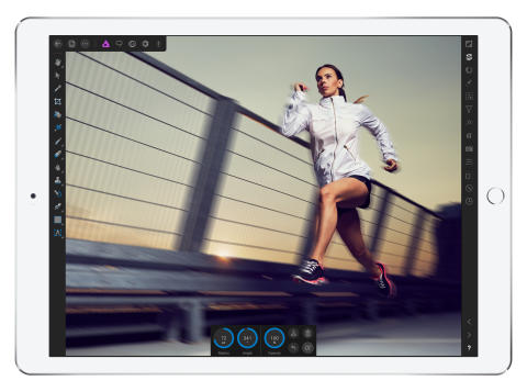 Affinity Photo for iPad