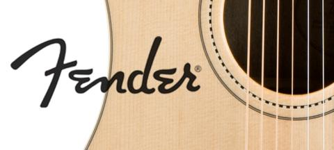 FENDER® INTRODUCES NEW ACOUSTIC GUITARS FOR 2010