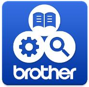 Brother supportCenter app Logo