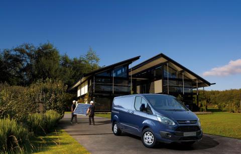 FORD TRANSIT CUSTOM, International Van of the Year 2013 – 01