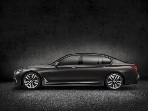 BMW på Genève Motor Show 2016